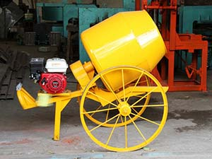 INDUSTRIAL MIXERL L250  FOR MULTI PURPOSE INDUSTRIAL AND CONSTRUCTION CONCRETE WORKS