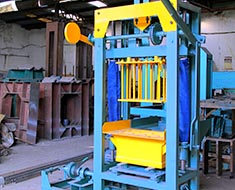 Hammer Pave maker machine by www.supersonicmch.com
