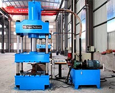 Hydraulic Press Machine by www.supersonicmch.com
