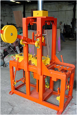 Hammer Paver Machine - Super Sonic Machinery